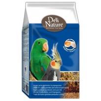 Deli Nature Eivoer Grote parkieten en papegaaien 10 kg