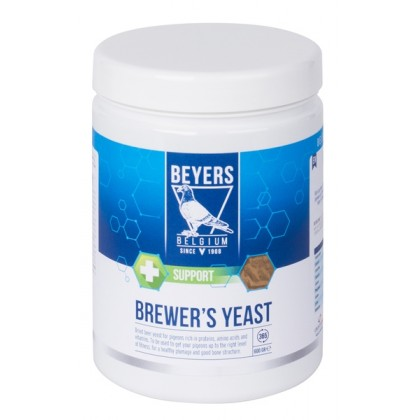 Beyers Plus Brewer´s yeast 600gr