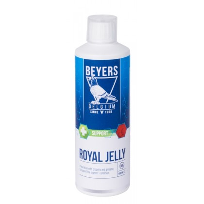 Beyers Plus Royal Jelly 400ml