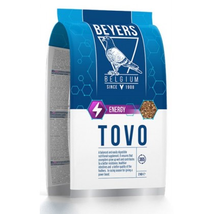 TOVO CONDITION-AND REARING FOOD 2 KG