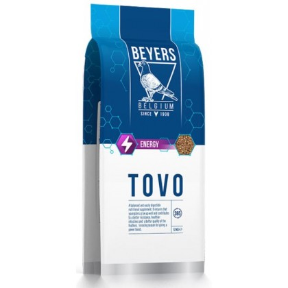 Beyers Plus TOVO CONDITION-AND REARING FOOD 12 KG