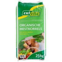 Culvita Organische Mest 25 kg