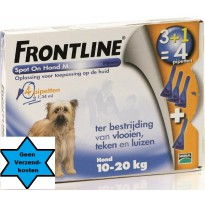 Frontline Hond Spot On M 4 pipet