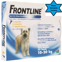 Frontline Hond Spot On M 6 pipet