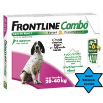 Frontline Hond Combo L 6 pipet