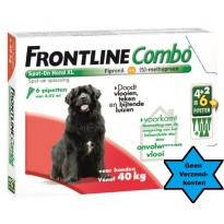 Frontline Hond Combo XL 6 pipet